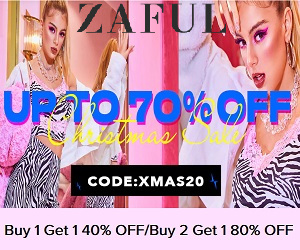Shop your fashion needs at Zaful.com