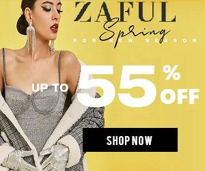 Shop your fashion needs at Zaful.com