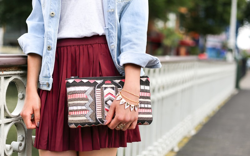 Clutches Handbags and Purses