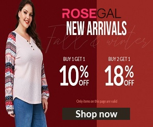 Online shopping at best prices at Rosegal.com