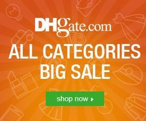 big sale on all categories at dhgate- shop now