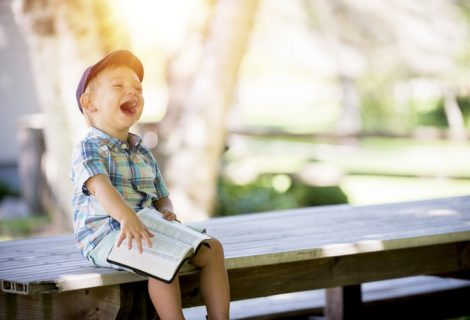 How to Make Your Shy Child Confident in Wearing Polo Shirt