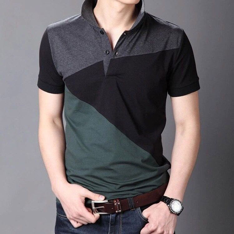 match polo shirt with jeans