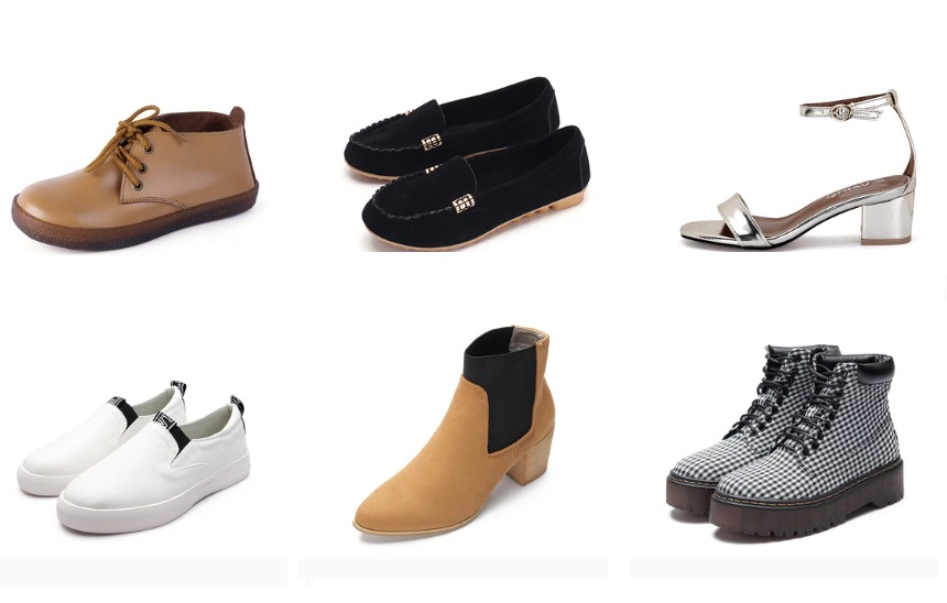 comfortable shoes that look expensive but yet affordable
