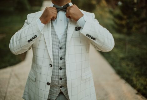Men's Cardinal Rules Of Wearing A Suit