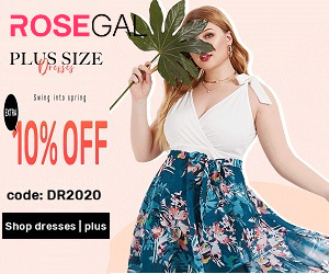 rosegal's casual outfit deals for plus size women
