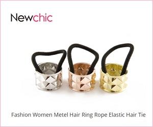 hair ties or ribbons