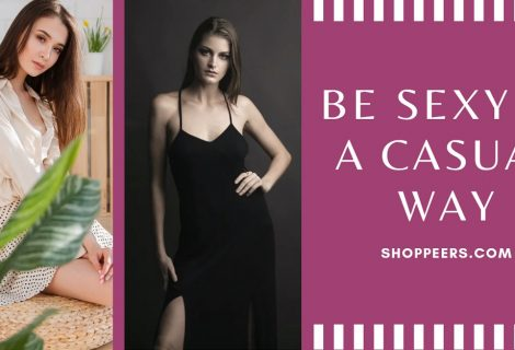 Be Sexy In A Casual Way