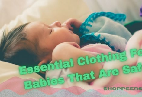 Essential Clothing For Babies That Are Safe