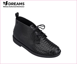 black ankle boots- shoppeers