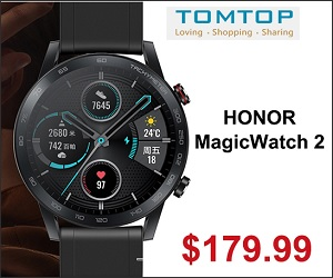 tomtop magical watch