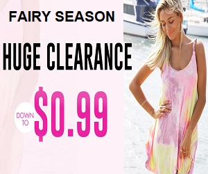 fairy season huge clearance dow to $0.99