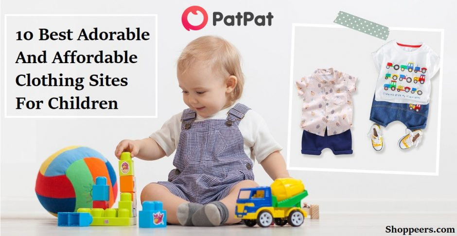 10 Best Adorable And Affordable Clothing Sites For Children