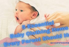 5 Essential Baby Clothing Items Every Parent Should Have