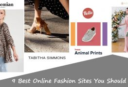 9 Best Online Fashion Sites You Should Check