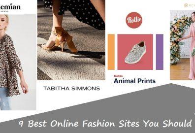 9 Best Online Fashion Sites You Should Check