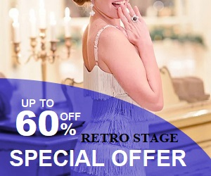 Retro Stage- up to 60% off special offer