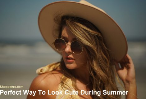 Perfect Way To Look Cute During Summer