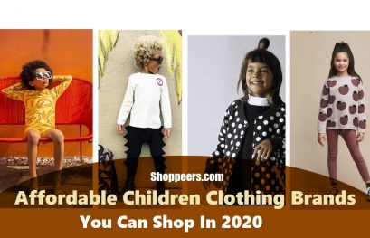 Affordable Children Clothing Brands You Can Shop In 2020