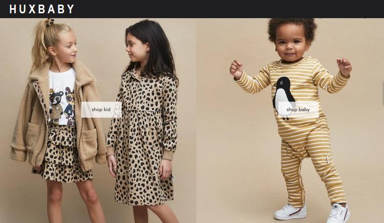 Huxbaby best children's clothing brands