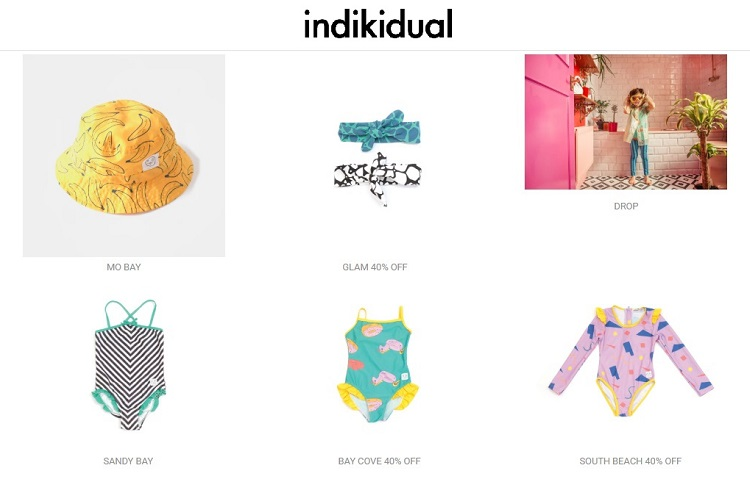 indikidual children clothing brands
