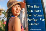 The Best Sun Hats For Women Perfect For Summer