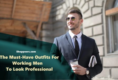 The Must-Have Outfits For Working Men To Look Professional