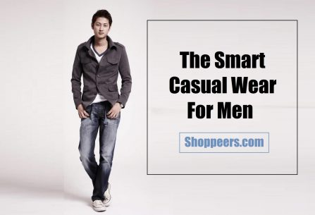 The Smart Casual Wear For Men