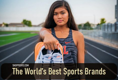 The World's Best Sports Brands