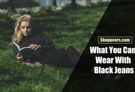 What You Can Wear With Black Jeans