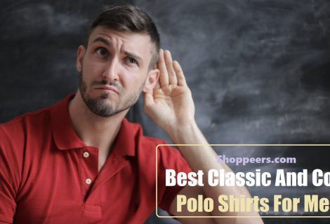 Best Classic And Cool Polo Shirts For Men