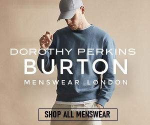 Shop Burton Meanswear at Dorothy Perkins
