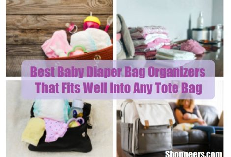 Best Baby Diaper Bag Organizers That Fits Well Into Any Tote Bag