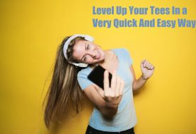 Level Up Your Tees In a Very Quick And Easy Way