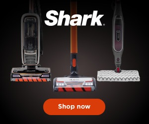 Shark Vacuum designed to make your life easier