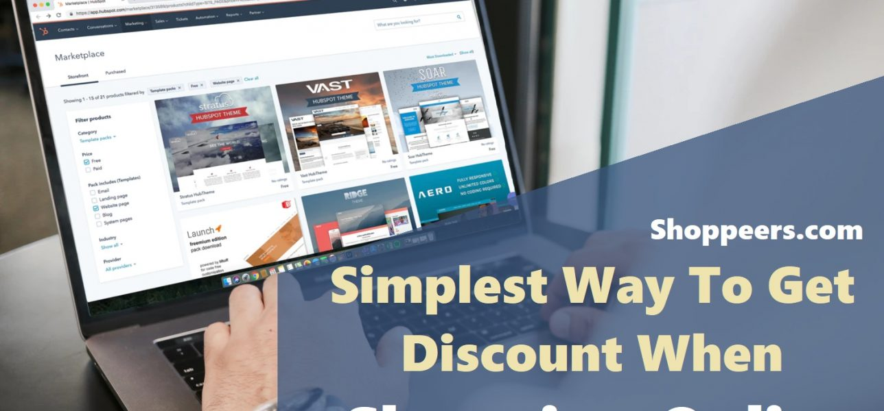 Simplest Way To Get Discount When Shopping Online