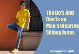 The Do's And Don'ts on Men's Wearing Skinny Jeans