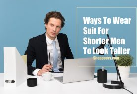 Ways To Wear Suit For Shorter Men To Look Taller
