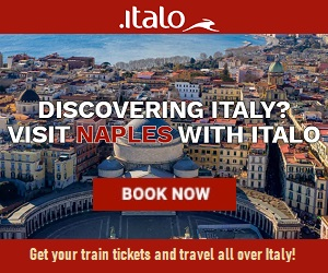 Buy your train tickets and travel all over Italy with Italo