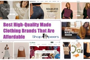 Best High-Quality Made Clothing Brands That Are Affordable