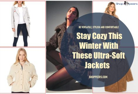 Stay Cozy This Winter With These Ultra-Soft Jackets