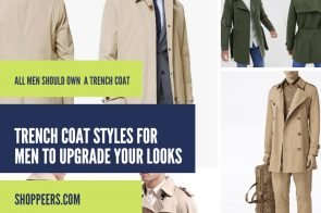 Trench Coat Styles For Men To Upgrade Your Looks
