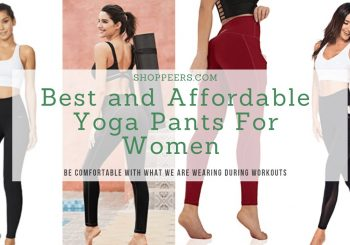 Best and Affordable Yoga Pants For Women