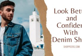 Look Better and Confident With Denim Shirts