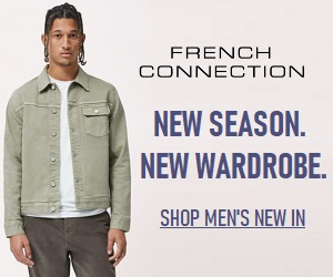 Have a great fashion moment with French Connection UK