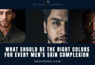 What Should Be The Right Colors For Every Men's Skin Complexion